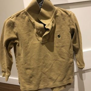 Polo by Ralph Lauren toddler Long sleeve polo 2T